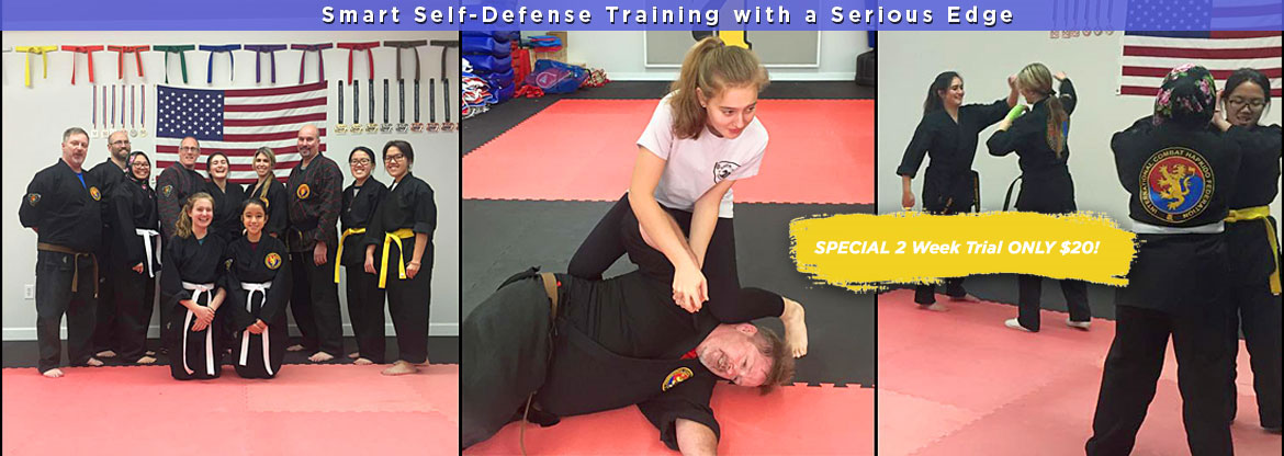 self-defense training troy ny